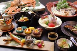 鯛柚子鍋とカニを味わう宿泊プラン 清風