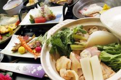 三河鶏と茄子肉味噌田楽を味わう宿泊プラン 旬花